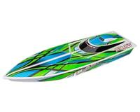 "Traxxas Blast 24"" High Performance RTR Race Boat (Green)"