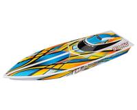 "Traxxas Blast 24"" High Performance RTR Race Boat (Orange)"