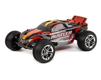 Traxxas Nitro Rustler 1/10 RTR Stadium Truck (Red)