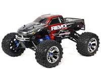 Traxxas Revo 3.3 4WD RTR Nitro Monster Truck w/TQi (Red)