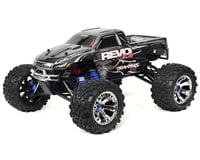 Traxxas Revo 3.3 4WD RTR Nitro Monster Truck w/TQi (Silver)