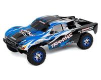 Traxxas Slayer Pro 4WD RTR Nitro Short Course Truck (Blue)