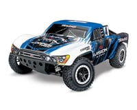 Traxxas Slash 4X4 VXL Brushless 1/10 4WD RTR Short Course Truck (Vision)