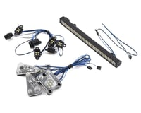 Traxxas TRX-4 Rigid Land Rover Defender Complete LED Light Set