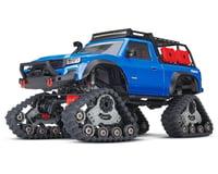 Traxxas TRX-4 1/10 Scale Trail Rock Crawler (Blue) w/All-Terrain Traxx