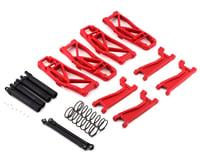 Traxxas Maxx WideMaxx Suspension Kit (Red)