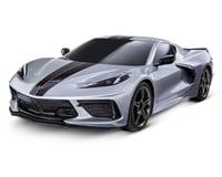 Traxxas 4-Tec 3.0 1/10 RTR Touring Car w/Corvette Stingray Body (Silver)