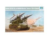 Trumpeter Scale Models 9523 1/25 Soviet 2K11A TEL w/9M8M Missile Krug-A