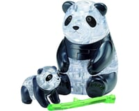 University Games Corp 3D Crystal Puzzle Panda And