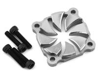 Usukani Aluminum Dissilent Fan Cover (Silver)