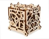 UGears Dice Keeper Wooden 3D Model Kit