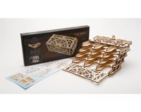 UGears Card Holder Wooden 3D Model Kit