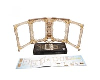 UGears Game Masters Screen Wooden 3D Model Kit