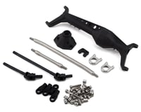 Vanquish Products Axial Capra 1.9 Currie F9 Front Axle (Black)