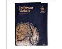 Whitman Coins Folder Jefferson #1 1938-1961