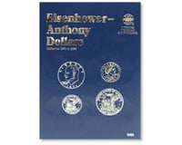 Whitman Coins Folder Dollar Eisenhower/Anthony 1971-1999