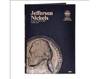 Whitman Coins Folder Jefferson #2 1962