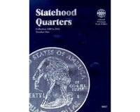Whitman Coins Statehood Quarter Folder '99-'01