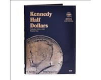 Whitman Coins Kennedy #1 1964-1985