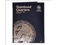 Whitman Coins Statehood Quarter 2002-2005