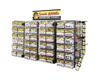 Woodland Scenics HO Scenic Accents Complete Assortment (135) (DS)