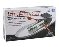 PlaySTEAM SunSeeker Solar Rowboat Kit