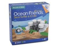 PlaySTEAM Ocean Friends Sea Turtle & Crab