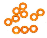 Xray 3x6x0.5mm Aluminum Shim (Orange) (10) (XRAY RX8 2018)