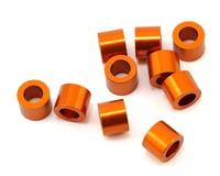 Xray 3x5x4.0mm Aluminum Shim (Orange) (10) (XRAY RX8 2014)