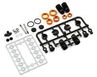 Xray Aluminum Shock Absorber Set (Orange) (2) (XRAY RX8 2014)
