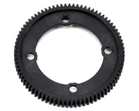 Xray 48P Composite Center Gear Differential Spur (81T) (XRAY XB4 2021 Dirt)