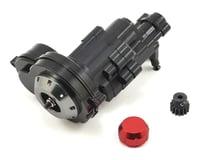 Xtra Speed Axial SCX10 II Kit Aluminum Transmission Assembly (Black)