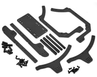 Xtreme Racing Axial RR10 Bomber 3mm Carbon Fiber Frame Rail Kit