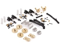 Yeah Racing SCX24 C10/Jeep Metal Upgrade Parts Set (133.7mm Wheelbase)