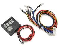 Yeah Racing Dark Drifter 6-Slot LED Light Kit w/Lights