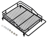 Yeah Racing 1/10 Crawler Scale Metal Mesh Roof Rack Luggage Tray (14x10x3.5cm)