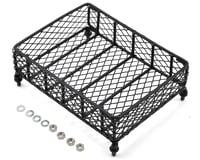 Yeah Racing 1/10 Crawler Scale Metal Mesh Roof Rack Luggage Tray (13x10x3.5cm)