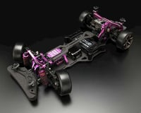 Yokomo YD-2SXIII Limited Edition 1/10 2WD RWD Competition Drift Car Kit (Purple)