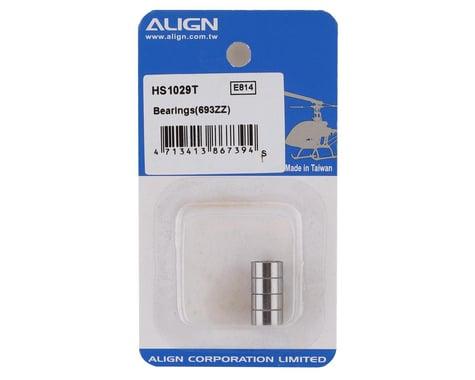 Align Bearings 3x8x4mm (4)