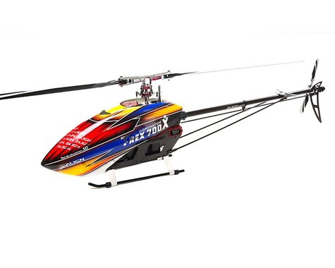 Align T-REX 700X TOP Combo Electric Helicopter Kit