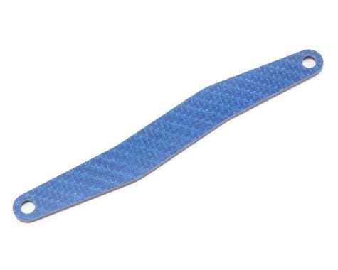 Team Associated Factory Team Graphite Battery Strap (Blue)