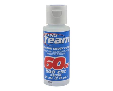 Team Associated Silicone Shock Oil (2oz) (60wt)