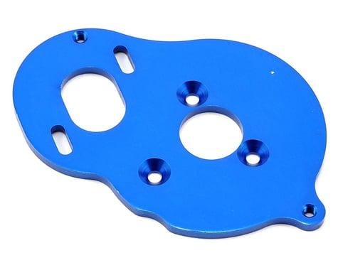 Team Associated Motor Plate (Blue)