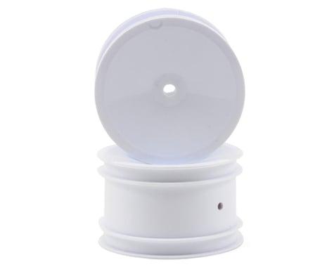 Team Associated 2.2 Rear Wheel (White) (2) (B4/B44) (Pins)