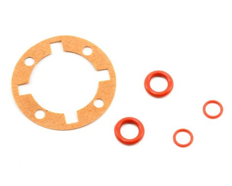 Team Associated Gear Differential O-Ring Set