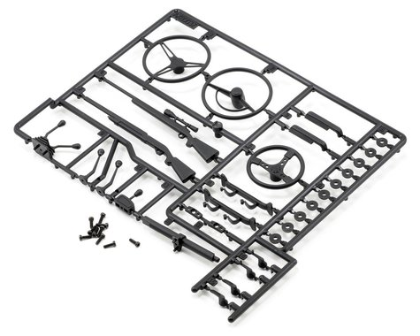 Axial Interior Details Parts Tree (Black)