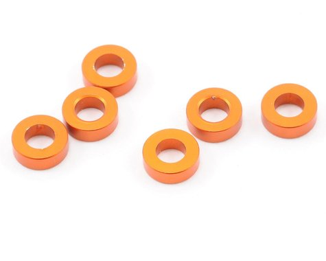 Axial 2x6mm Spacer (Orange) (6)