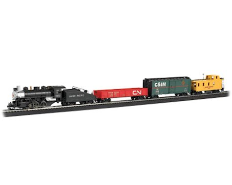 Bachmann Pacific Flyer Train Set (Union Pacific) (HO Scale)