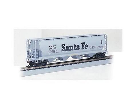 Bachmann Santa Fe 4-Bay Cylindrical Grain Hopper (HO Scale)