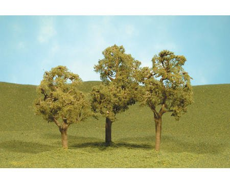"Bachmann Scenescapes Elm Trees (3) (3-4"")"
